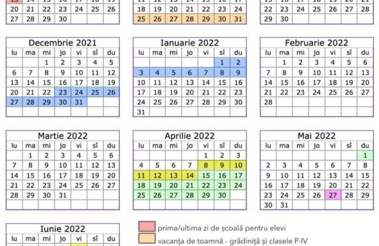 Deschiderea anului școlar 2021 – 2022